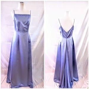 Lilac Full Length Formal Gown Size 6